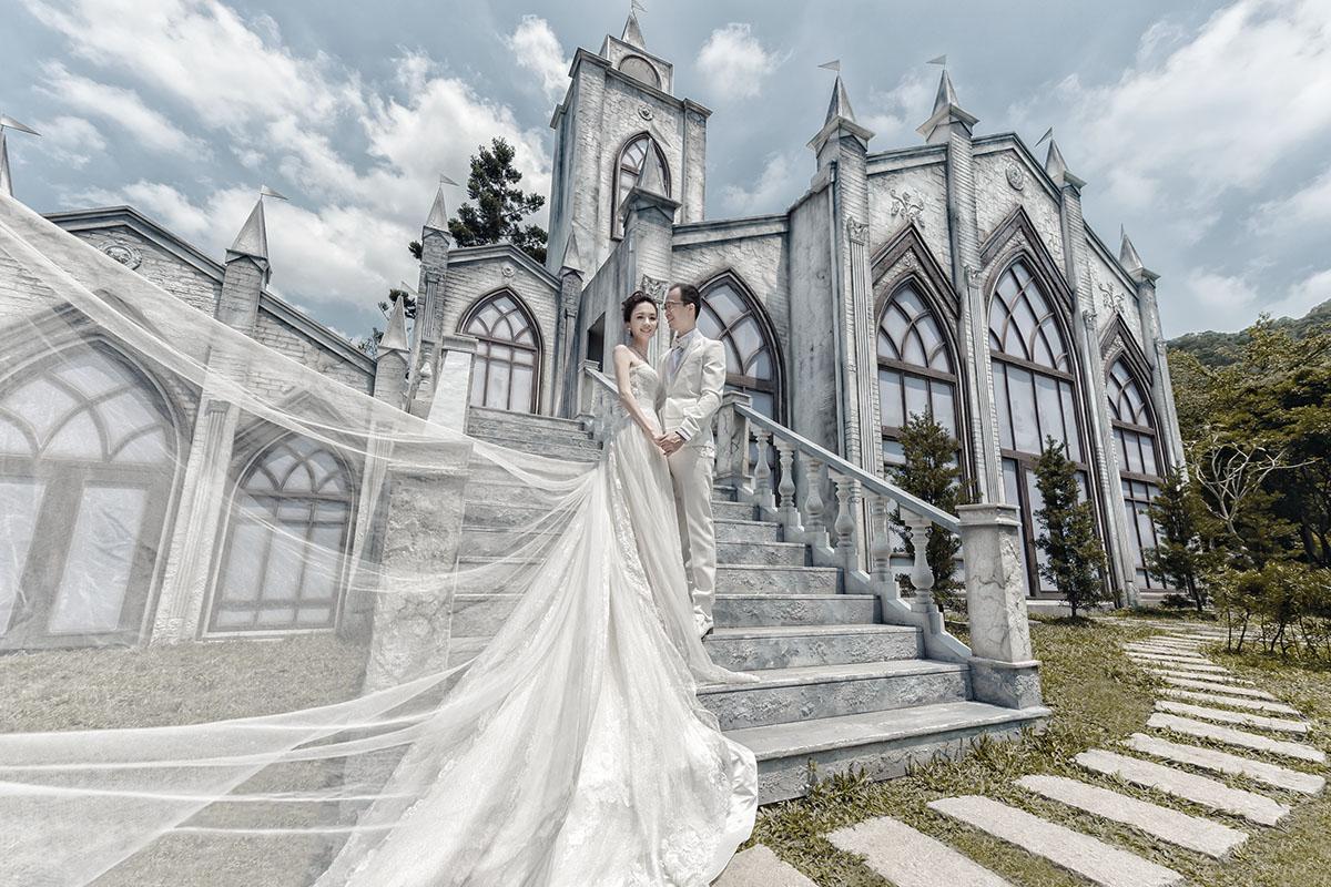 自助婚紗 Pre-Wedding